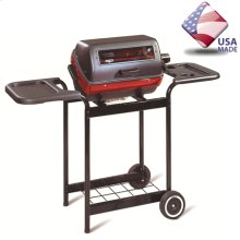 9350W Deluxe Electric Cart Grill