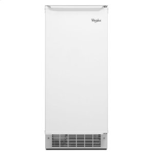 Gold® 15-inch Ice Maker with Reversible Door - WHITE