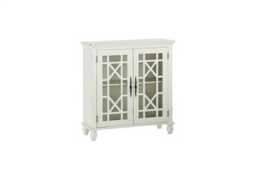 Accent Chest, Antique White