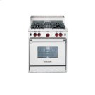 "30"" Gas Range - 4 burners Product Image"