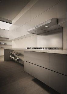 """Allasio 30"""" Stainless"""