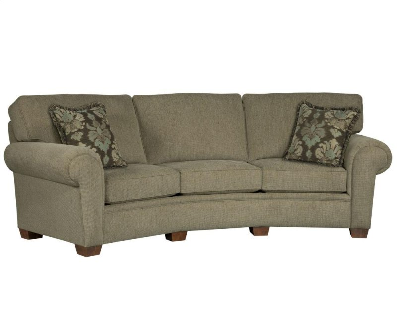 53003 In By Broyhill Furniture In Morgantown Wv Miller Conversation Sofa