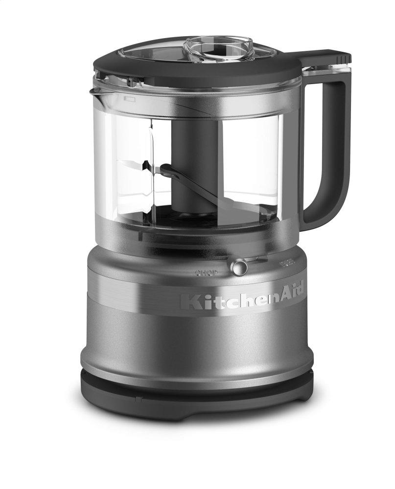 3.5 Cup Food Chopper - Contour Silver  CONTOUR SILVER