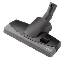 """Standard Floor/Rug Tool for Central Vacuums, 10-5/8""""Cleaning Width, in Black"""