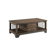 Living - Whiskey River Coffee Table