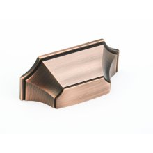 "Empire, Cup Pull, 3""cc, Empire Bronze finish"