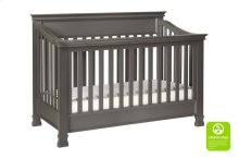 Manor Grey Foothill 4-in-1 Convertible Crib