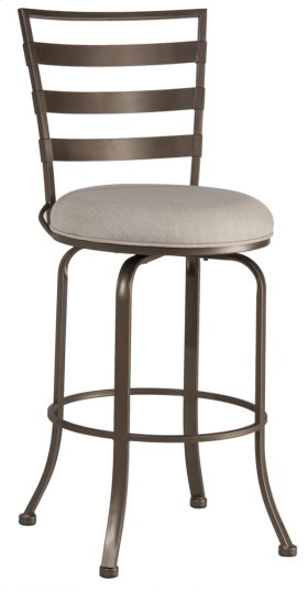 Kaufman Commercial Swivel Counter Stool