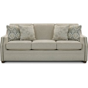 England Furniture Wilder Sofa With Nails 6w05n