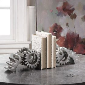 Gears, Bookends, S/2