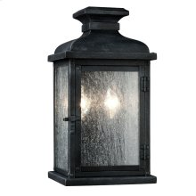 2 - Light Outdoor Sconce
