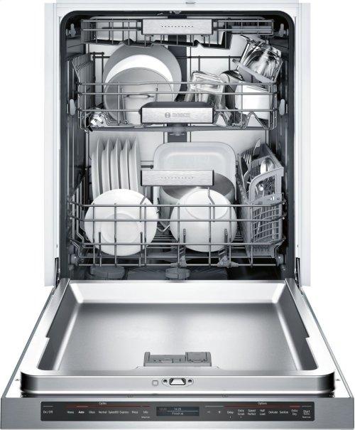 Benchmark Series Dishwasher 7 cycles, 39 dBA, Premium 3rd Rack, Internal Light, Water Softener  - CLEARANCE ITEM