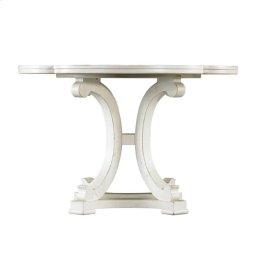 Coastal Living Resort Seascape Table In Nautical White