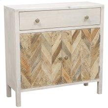 Dido 2-door 1-drawer Cabinet