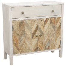 Dido 2-door 1-drawer Cabinet