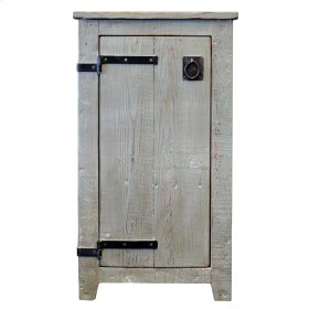 Americana Cabinet in Driftwood