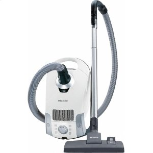 MieleCompact C1 Pure Suction PowerLine - SCAE0 canister vacuum cleaners With high suction power and telescopic tube for thorough, convenient vacuuming.