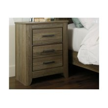 Two Drawer Night Stand