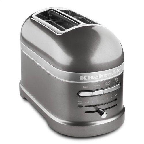 KitchenAid® Pro Line® Series 2-Slice Automatic Toaster - Medallion Silver