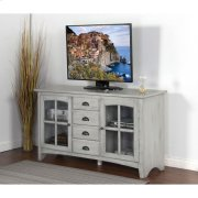 Gray Elements TV Console Product Image