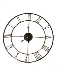 Metal Clock laser cut-23.62x23.62x1.57 Product Image