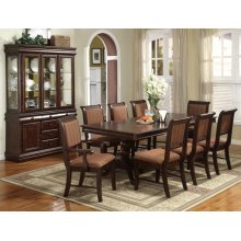Crown Mark 2145 Merlot Dining Table
