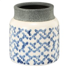 Sumarr Round Pot,Tall