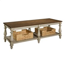 Rocky Point Rectangular Table