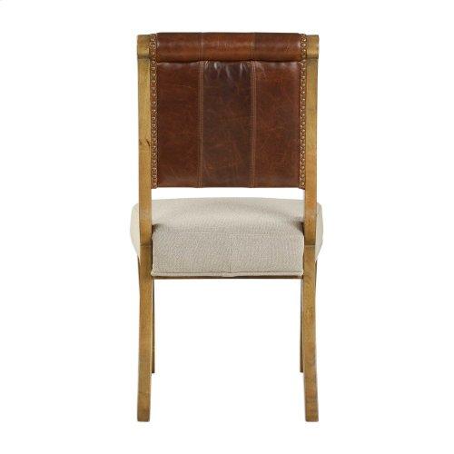 Carson Armless Chair