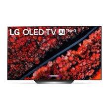 LG C9 77 inch Class 4K Smart OLED TV w/ AI ThinQ® (76.7'' Diag)