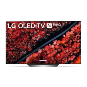 LG AppliancesLG C9 77 inch Class 4K Smart OLED TV w/ AI ThinQ® (76.7'' Diag)