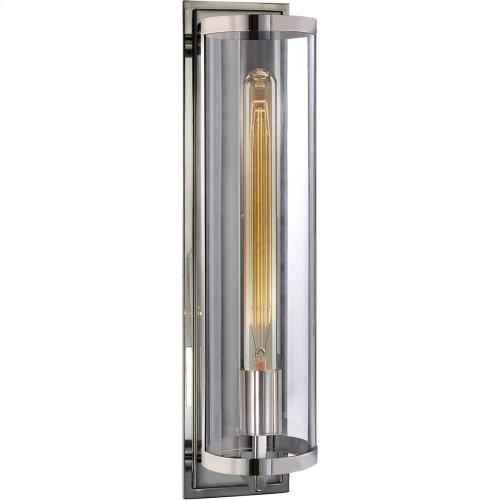 Visual Comfort S2017PN Ian K. Fowler Belden 1 Light 5 inch Polished Nickel Decorative Wall Light