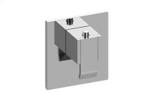 Qubic M-Series Thermostatic Valve Trim with Handle