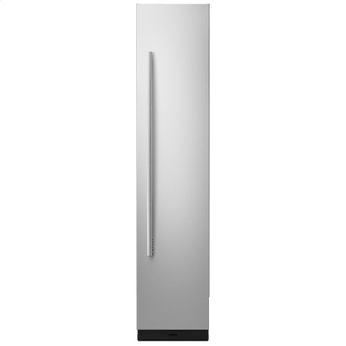 """18"""" Built-In Column Freezer with Euro-Style Panel Kit, Right Swing"""