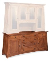 McCoy Deluxe Hutch Base, Extra Large