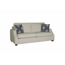 Sofa - Off-White Chenille Finish