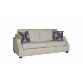 Sofa - Off-White Chenille Finish