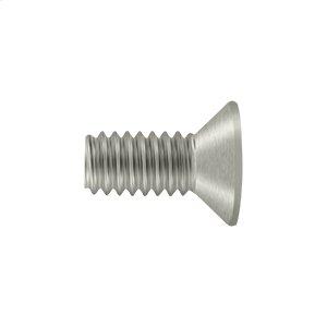 "Machine Screw, SB, #12 x 1/2"" - Brushed Nickel"