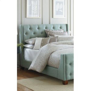 Uph Blue Headboard, 5/0