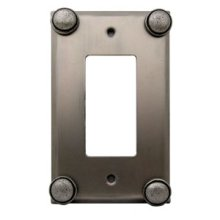 Button Switchplate