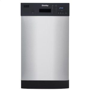 DanbyDanby 18 Stainless Built-In Dishwasher