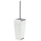 SPECIAL ORDER Floor standing brush holder in ceramic Product Image