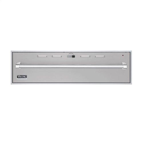 "Metallic Silver 36"" Professional Warming Drawer - VEWD (36"" wide)"