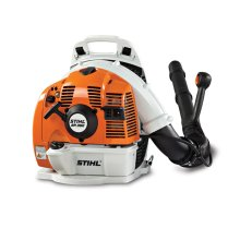 A fuel-efficient backpack blower that delivers professional-grade performance.