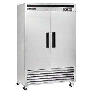 Maxx IceMaxx Cold Reach-In Upright Freezer in Stainless Steel (49 cu. ft.)