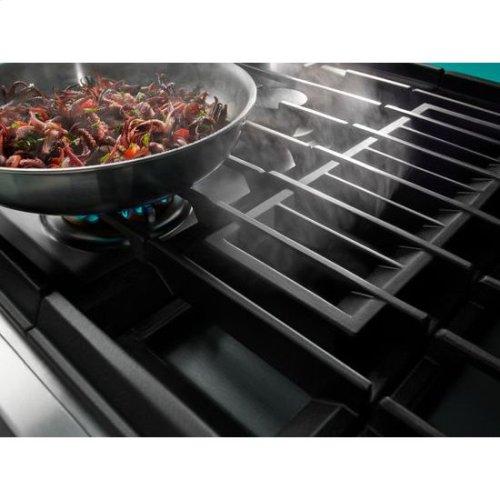 "Jenn-Air® Euro-Style 30"" Dual-Fuel Downdraft Range - Stainless Steel"