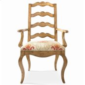 Town & Country Ladderback Arm Chair