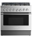 "Dual Fuel Range 36"", 6 Burners Product Image"