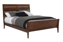 Camber Wood Panel Bed
