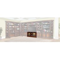 Corsica 60 in. TV Console Product Image